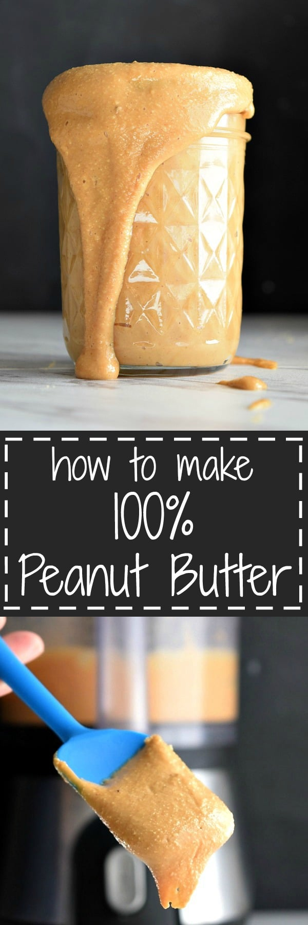 make peanut butter