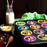 Chocolate Peanut Butter Black Bean Muffins Recipe