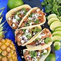 Slow Cooker Chipotle Pineapple Carnitas Recipe