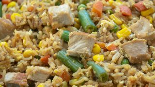 Quick Easy Pork Fried Rice