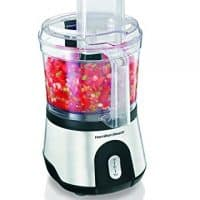 Food Processor with Compact Storage