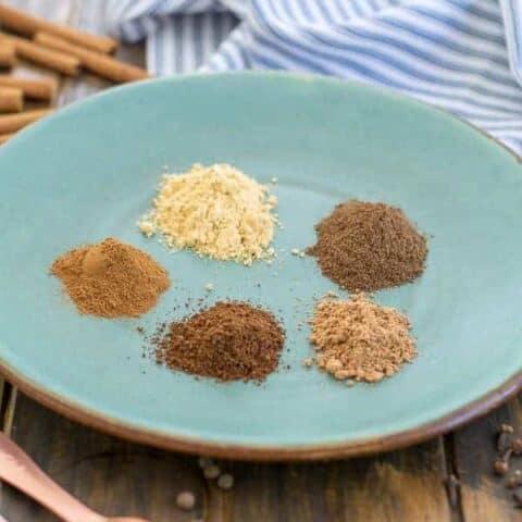 Homemade Gingerbread Spice Recipe