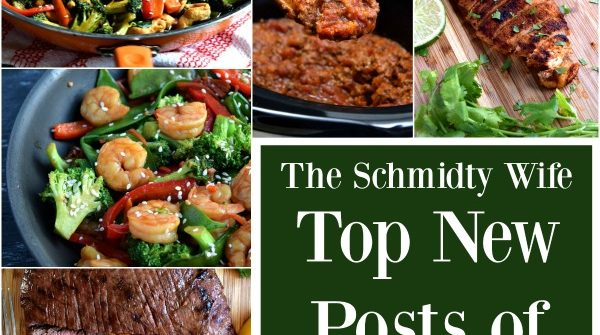 The Schmidty Wife top new posts of 2018