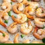 Back To Basics - How To Make Oven Baked Shrimp - a 10 minute recipe with endless meal options