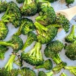 Roasted Broccoli with Nutritional Yeast | Roasted Broccoli Recipe | Oven Roasted Broccoli Recipe | Best Oven Roasted Broccoli Recipe |Roasted Broccoli Recipes Healthy | Recipe for roasted Broccoli in the Oven