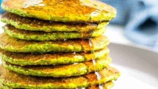 Healthy Spinach Oatmeal Pancakes Recipe, Perfect for Toddlers