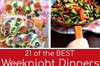 21 of the best weeknight dinners for the family