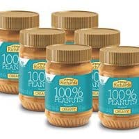 Creamy Peanut Butter, 100% Natural