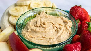 Easy Peanut Butter Fruit Dip Perfect for Snack Time