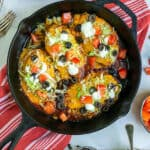 easy skillet taco chicken made quick on the stovetop